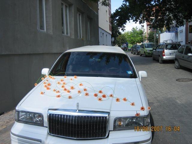 Dekoracje auto